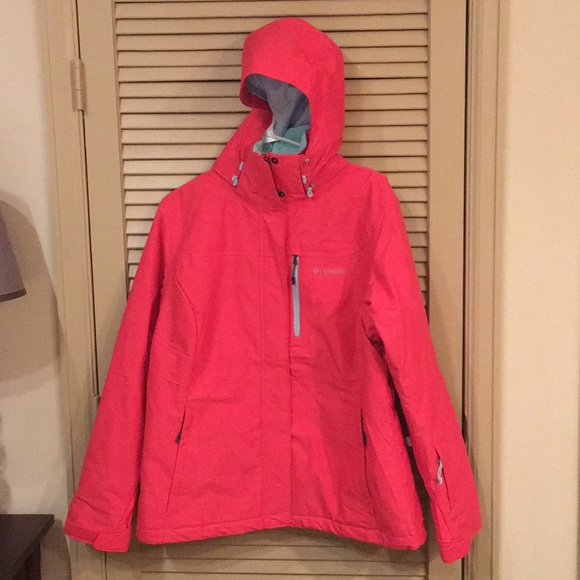 d26544e631a48 Columbia Jackets   Blazers - WOMEN S ALPINE ACTION™ OMNI-HEAT SKI JACKET